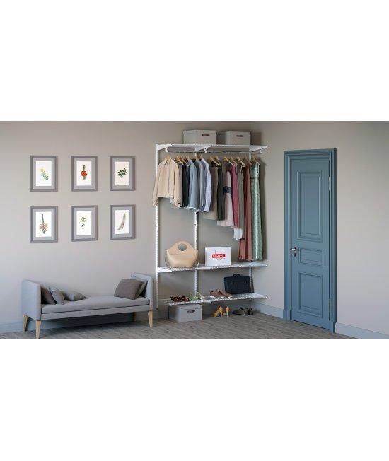 Комплект гардеробной системы WS1-400